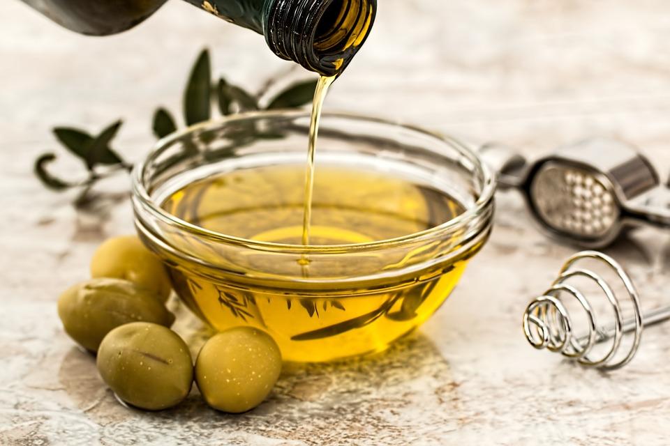 plantaardige olie